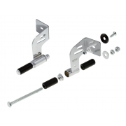 Fitting kit for rear fairing Rookie OTK, MONDOKART, Rear Bumpers