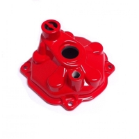 Red Rotax ZylinderKopf