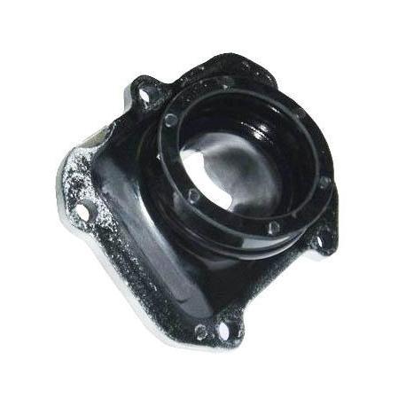 Pipe Admission Caoutchouc Rotax 42,5mm, MONDOKART, kart, go