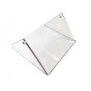 Schermo plexiglass Radiatore Rotax, MONDOKART