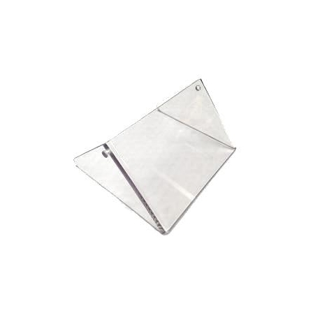 Plexiglass protection Radiator Rotax, mondokart, kart, kart