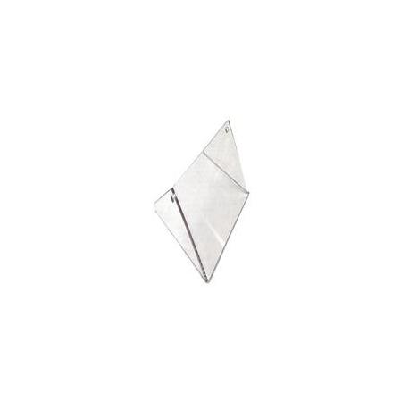 Écran Plexiglas radiateur Rotax Micro, MONDOKART, kart, go