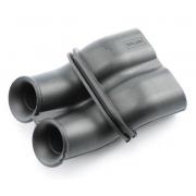 Tubo silenziatore aspirazione Rotax, MONDOKART, Filtro Aria