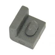 Rubber muffler support Rotax EVO, mondokart, kart, kart store