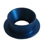Bague Bleu Echappement Mini Rotax 19mm, MONDOKART, kart, go