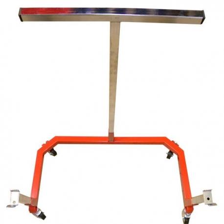 Carrito Portakart Vertical universal (ataque en el eje)