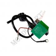 Bobina / Unidad Control Electronico Verde Vortex DVS (con
