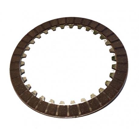 Disco frizione guarnito (con un lato liscio) Pavesi, MONDOKART