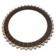 Disco frizione guarnito (due lati guarniti) Pavesi, MONDOKART