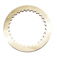 Disco Embrague Interior Liso Pavesi Valvula (aluminio)