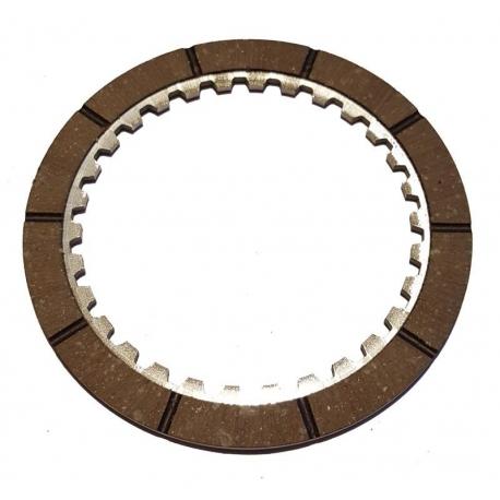 Disque Embrayage garnies interne (en aluminium garni d'un seul