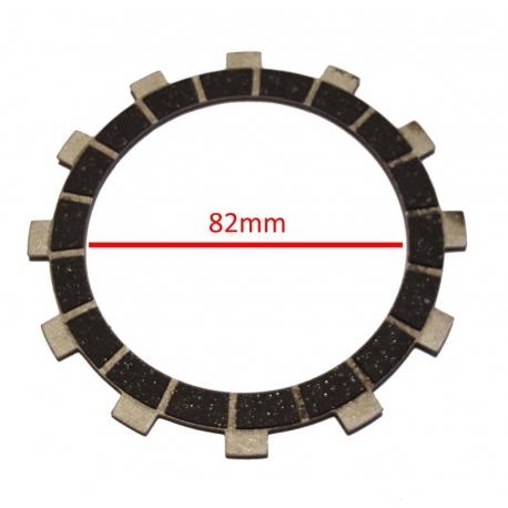 Sintered plate clutch (garnished 2 sides) Pavesi valve