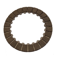 Disque Embrayage garnies interne (en aluminium garni d'un seul côté) Première valve Pavesi
