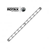 Tubo Benzina Rotax - 2,50 metri
