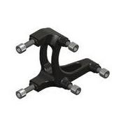 Rear caliper support R2K Intrepid, MONDOKART, Rear Caliper KF /