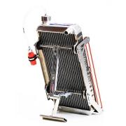 Radiatore New-Line OK completo di tendina, MONDOKART, kart, go