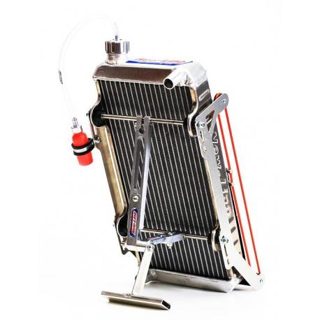 Radiador New-Line OK con Cortinilla, MONDOKART, kart, go kart