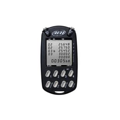 Chronomètre MultiChron AIM (quatre coureurs), MONDOKART