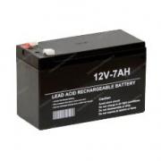 Batteria PIOMBO 12 volt 7 AH, MONDOKART, Batterie