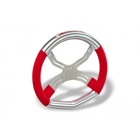 Steering Wheel Tony Kart OTK MINI 4 races High Grip, mondokart