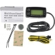 Water temperature probe - Tachometer RPM - Hours - with
