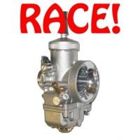 Carburatore EXTREME Dellorto VHSH 30 CS KZ 125cc VERSIONE LUCIDA SPECIALE!