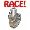 Carburador EXTREME Dellorto VHSH 30 CS 125cc KZ BRILLO ESPECIAL