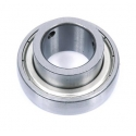 Axle Bearing 30mm CERAMIC HYPERFLUID special with grubscrews