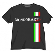 Maglietta T-shirt Mondokart Racing HQ, MONDOKART, kart, go