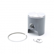 Piston complet Vortex DVS 125cc (seconde version segment C)