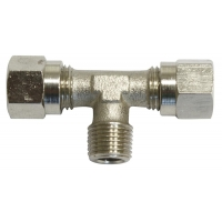T connection for CRG caliper