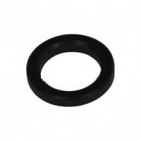 Bague 17 mm broche 4 mm noir CRG