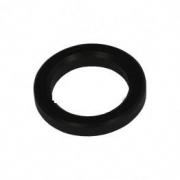 Spacer 25mm spindle pin 4mm black CRG, MONDOKART