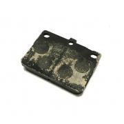 Plaquette de frein à disque arrière COMPATIBLE Parolin XT40