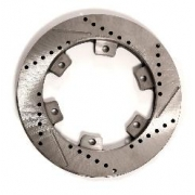 Rear brake disc Intrepid R1 R2 R1K R2K, MONDOKART