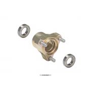 Mozzo BST Alluminio L 53 mm completo OTK TonyKart, MONDOKART