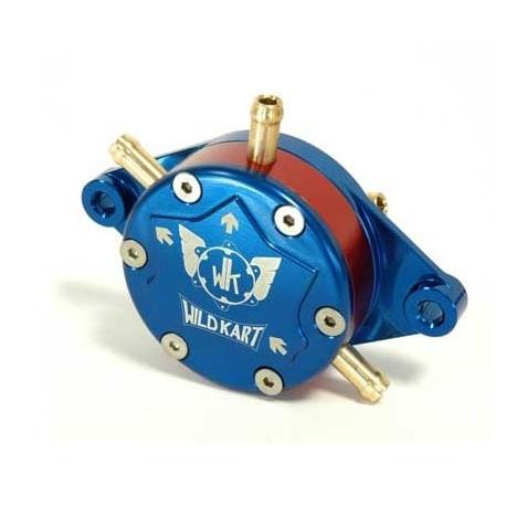 Pompa benzina anodizzata, MONDOKART, Impianto Benzina & Pompe