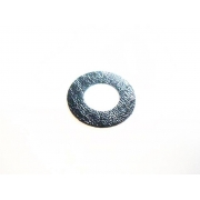 Plastic Washer centering inner spindle 24x34.5x0.7 (Ø10)
