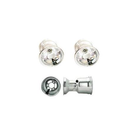 Juego Set Llantas aluminio 130/210 Birel EASYKART, MONDOKART