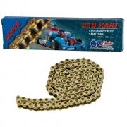 Catena CZ Chains 219 KF 125cc 60cc 100cc 50cc, MONDOKART, kart