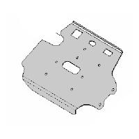 Piastra supporto elettronica EK BMB Easykart