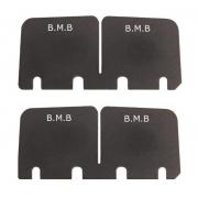 Paar Membrane Vetronit EKA BMB Easykart, MONDOKART, kart, go