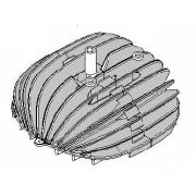 Culasse EKA BMB Easykart 125cc, MONDOKART, Piston et cylindre