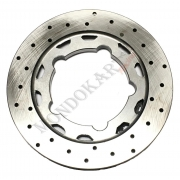 Rear Brake Disc CRG V11 KZ, MONDOKART