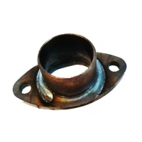 Exhaust manifold TM 60cc Mini -1- & -2-