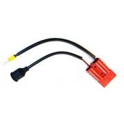 Câble Demarreur Mini TM 60cc, MONDOKART, kart, go kart