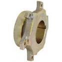 Porte Disque magnésium Ø 50 mm pour disque de frein Ø 206 x 16
