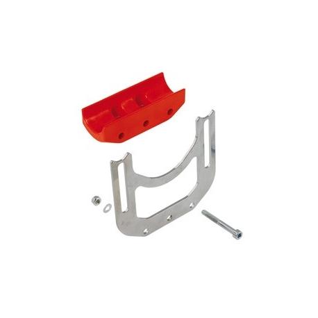Rear brake disc protection OTK TonyKart, MONDOKART, OTK brake