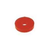 Unterlegscheibe aus Gummi 20x6mm