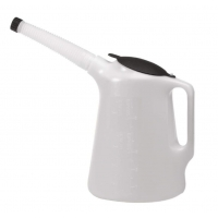 Jug Carafe 5 liters graduated for fuel mixture